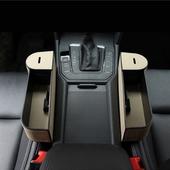 차량용 사이드포켓 틈새수납 컵홀더 동전수납형