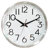 알미늄벽시계350Φ