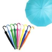 14k 단색컬러 자동장우산