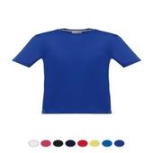스판 라운드 티셔츠