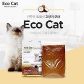 [ECO CAT] 친환경 코코넛 고양이 모래