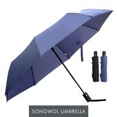 송월 SW 3단우산 무지반자 우산 s