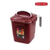 로이첸 클라비아 음식물쓰레기통3L