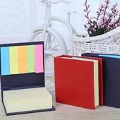 사각포스트북 포스트잇 메모지 휴대간편 사무용품