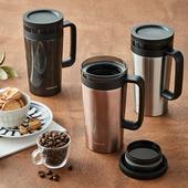 락앤락 new 커피필터머그 580ml골드/실버/블랙
