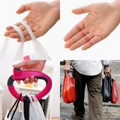 (손잡이 핸드크립)장바구니/시장가방 시장바구니