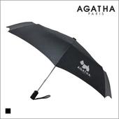 아가타 3단 로고엠보 완전자동 우산