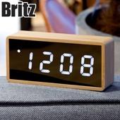 브리츠 BZ-EW562 LED 알람시계 날짜 온도