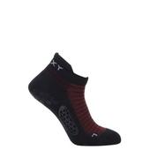 렉시 여성 밸런스패드 골프 발목양말 라이트아쿠아 블랙