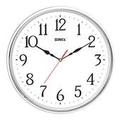 로니카 정통형 무소음벽시계대 블랙 R153