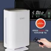 공기청정기  화재경보기능+리모콘기능