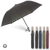 도브 2단자동 폰지스트라이프 우산