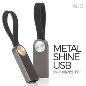 ALIO 메탈샤인 USB메모리 64G