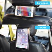 AD 차량용 뒷좌석 핸드폰거치대 헤드레스트거치