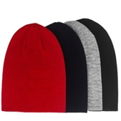 겨울 남녀 공용 비니 모자