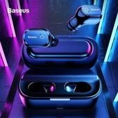 베이스어스 엔콕 무선 5.0 블루투스 이어폰 W01