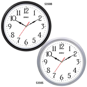 시닉스 행운의 무소음벽시계 S350B/350S