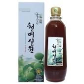 [M10-100]전통식품명인 제14호_홍쌍리 매실명인, 매화마을 청매실원 600ml