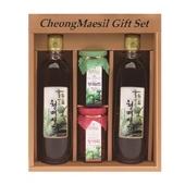 [M10-102]전통식품명인 제14호_홍쌍리 매실명인, 매화마을 선물세트 특11호