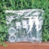 화장품공병 6종세트+지퍼백