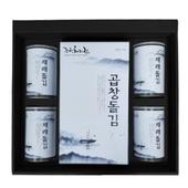 [E18-116]HACCP인증_광천해저김 선물세트 명품 돌김 5호