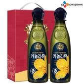 백설 카놀라유2P(2종)-타신