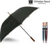 크리스찬누찌 무지실버 장자동우산