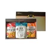 큐원프리미엄부침세트3p(부튀밀)1호/부침가루세트