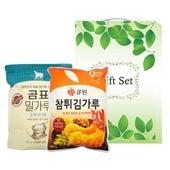 큐원프리미엄웰빙3호/튀김가루세트