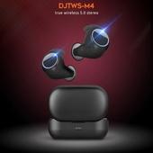 DJTWS-M4 무선 블루투스 이어폰 5.0
