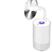 [일렉트로맥스] 300ML 캐틀 대용량 멀티가습기,선풍기,LED등 포함(HM01)
