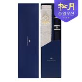 송월타올 로얄클래스R60 타올 + 송월 2단 폰지바이어스 우산 2p 세트