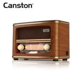 캔스톤 TR-3300 럭셔리 레트로 블루투스 스피커,엔틱라디오