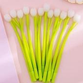 변색 튤립 볼펜/햇빛에 색이 변하는 꽃볼펜 젤펜