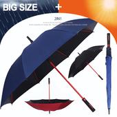 암막 슈퍼대형 골프 장우산 - 레드포인트- 대형우산 / 골프우산 / 로고인쇄가능 / 컬러다양