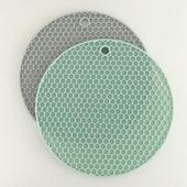 국산정품 드림 실리콘 냄비받침 원형