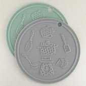 국산정품 드림 실리콘 냄비받침 E형