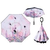 거꾸로 장우산 - 퍼플제비 C _수동 / 인기상품/ 아이디어 / 로고가능