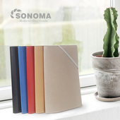 소노마[Soft] A5 노트패드5colors