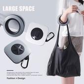 회전 접이식 쇼핑백 - 동글이, 네모바 / 로고인쇄가능 / 패션가방
