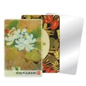 휴대용 아크릴 카드거울