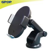 GPOP 차량용 모션센서 무선 고속 충전기