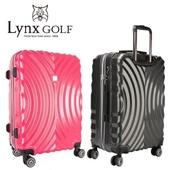 링스월넛 여행용가방 20인치 (핑크 / 블랙)