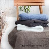 [티앤비]호텔무지코마170g / 자수인쇄무료