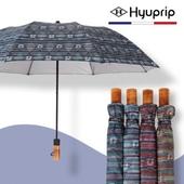 협립 2단 멀티원목손 자동우산