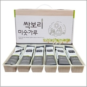싹보리 미숫가루  (18봉)