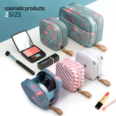 큐브 화장품 파우치 /  여행파우치 화장품 가방 보조가방
