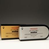 크리스탈메달상패 / EL-1110G(골드)