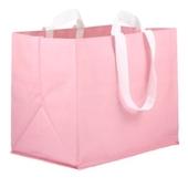특대형 타포린가방 핑크