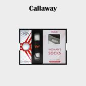 캘러웨이 헥스 디아블로 3구 볼빅 장갑 양말세트
